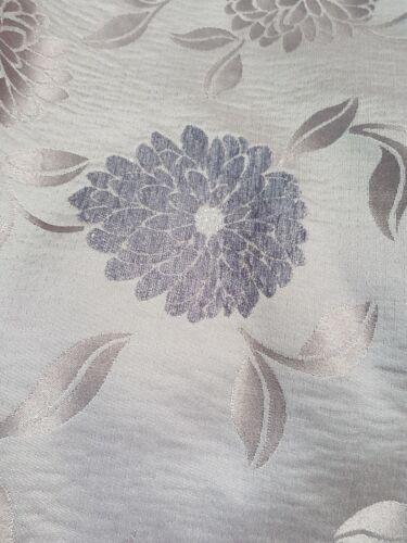 """4 18/"""" 45 cm motif fleuri gris housses de coussin Pourquoi acheter du prochain?"""