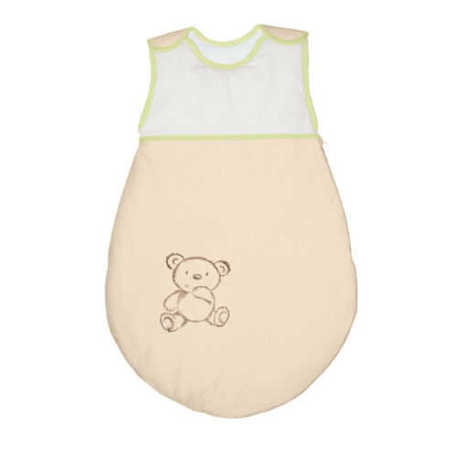 BABY SLEEPING BAG 100/% COTTON BOYS AND GIRLS DIFFERENT DESIGNS