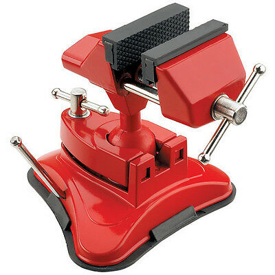 Clarke Engineers Rubber Jawed Suction Base Vice 70mm Vbv-70 Direktverkaufspreis