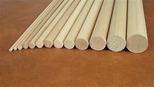 Rundstab-Buche-Laenge-1000mm-16-18-20-25-30-35-40mm-Rundstaebe-Holzrundstab-Holz