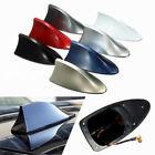 Black Universal SUV Car Roof Radio AM/ FM Signal Shark Style Aerial Fin Antenna