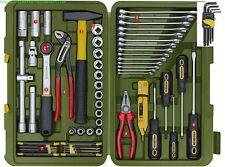PROXXON Set WERKZEUGKOFFER 46-TLG 23650+Steckschlüsselsatz+Winkelschlüsselsatz