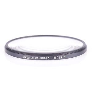 RISE-UK-82mm-Macro-Close-Up-2-Filter-For-Canon-Sony-Nikon-Camera-lens