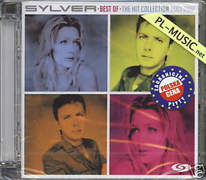 SYLVER-BEST-OF-hit-collection-2001-2007-2-CD-edition-for-Poland-sealed