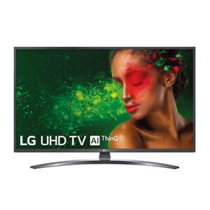 """Televisor LG 55UM7400PLB 4K 55"""" 4K SMART TV Negro, Televisores"""