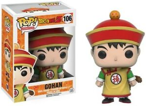 Funko-Pop-Animation-Dragonball-Z-Gohan-New-Toy-Vinyl-Figure