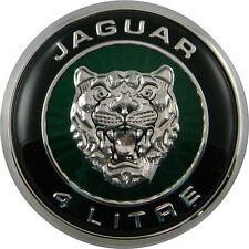 New Jaguar Xk8 Round Trunk Emblem Badge 1997 2002 Hjb5985bd Oem