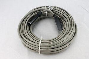 25 pair Cable Cat 3 RJ21 30 FT F//F