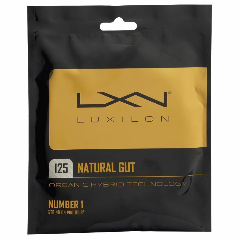 Luxilon Natural Gut Tennis String