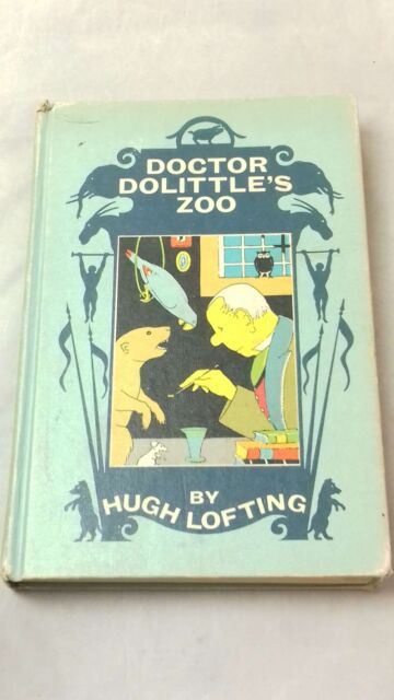 Doctor Dolittle's Zoo by Lofting, Hugh, Hardcover, 1975-06-01, Good
