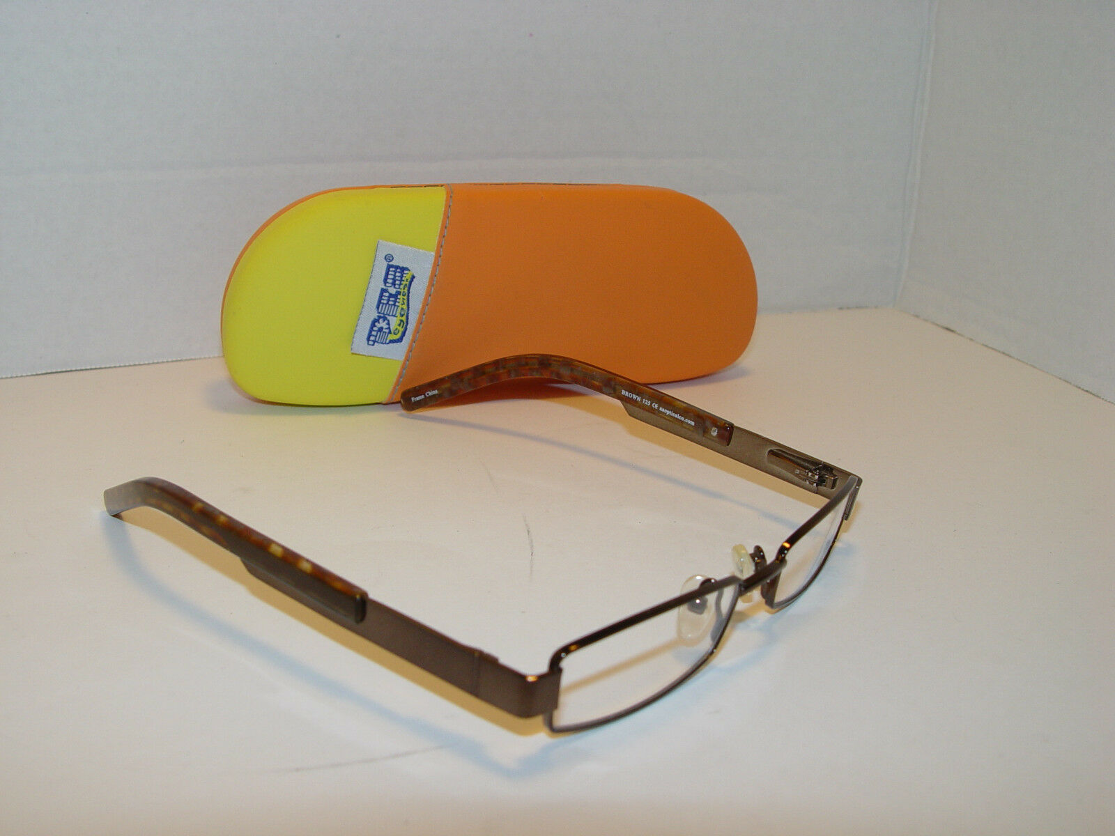 NEW Pez Eyewear Eyewear Eyewear Kids marrone Bronze 44mm 15mm 125mm adbe85