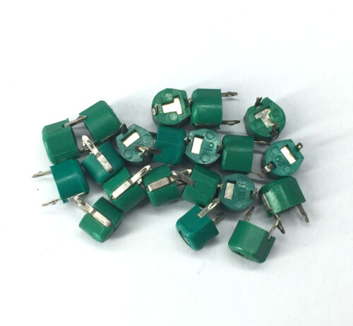 Variable Ceramic 6mm Trimmer Capacitor 30pF QTY:20