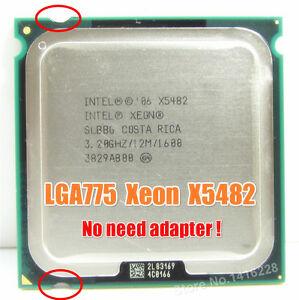 Intel Xeon X5482 LGA775 (Core 2 Quad QX9775)more powerful!!!(3.2ghz) (Fr) - France - État : Occasion: Objet ayant été utilisé. Objet présentant quelques marques d'usure superficielle, entirement opérationnel et fonctionnant correctement. Il peut s'agir d'un modle de démonstration ou d'un objet retourné en magasin aprs une - France