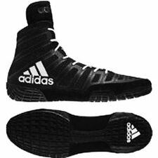 adidas adizero varner mens wrestling nero / bianco / nero e scarpe taglia 10