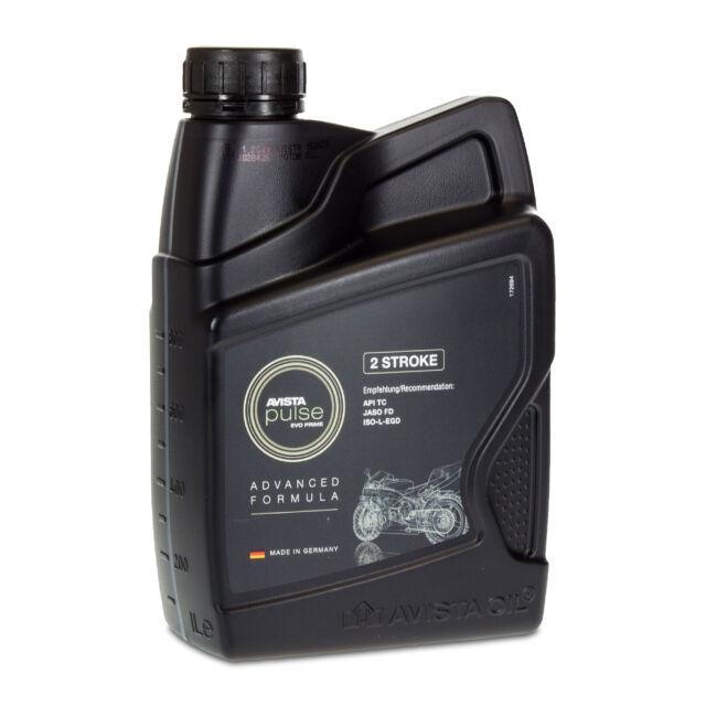 Avista Pulse Evo Principal 2 Carrera Zweitakt-Motoröl, Api TC, ISO-L-EGD, 1