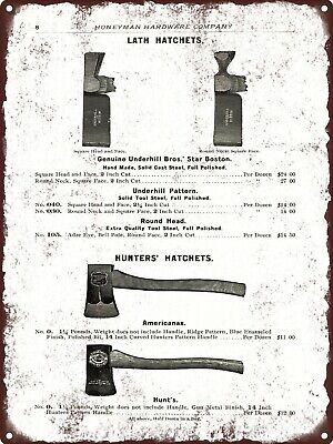 Hoppe/'s 9 Browning Metal Sign reproduction Bundle NICE! Butler Creek Hunters