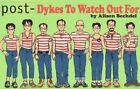 Post-dykes to Watch Out for by Alison Bechdel (Paperback, 2000)
