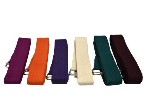 2m Yoga Belt Bar Buckle