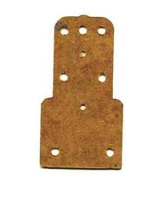 TRACK CLEANING SANDING PAD 3x American Flyer Trains