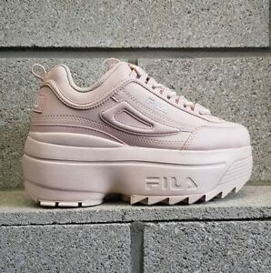 Details about FILA Disruptor II,2 Wedge Fashion Sneakers For Women's Shoes FS1HTB3033X