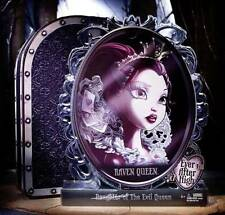 SDCC Comic Con 2015 Ever After High Raven Doll Mattel MIB
