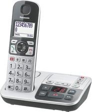 Artikelbild Panasonic KX-TGE520GS Silber-Schwarz Festnetz-Telefon