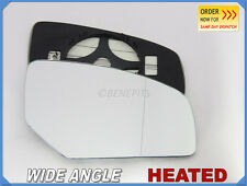 Wing Mirror Glass HONDA CIVIC 2012-2016 Wide Angle HEATED Right Side #JH039