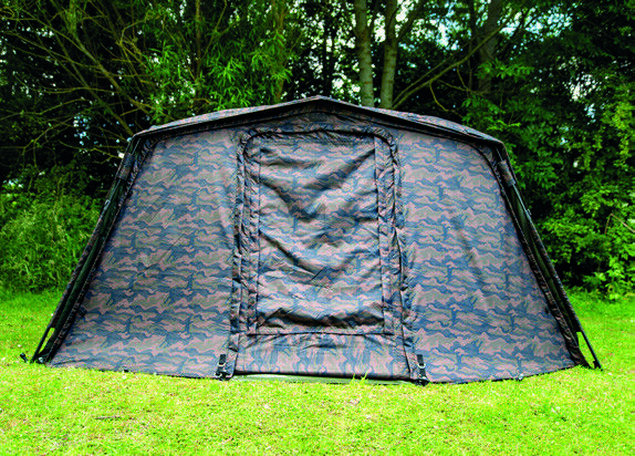Skills Camo Brolly Dome NEW Carp Fishing Camo Brolly System