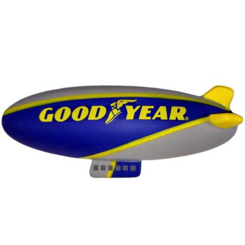 GOODYEAR BLIMP AIR SHIP STRESS BALL SQUEEZ TOY COLLECTIBLE NON INFLATABLE