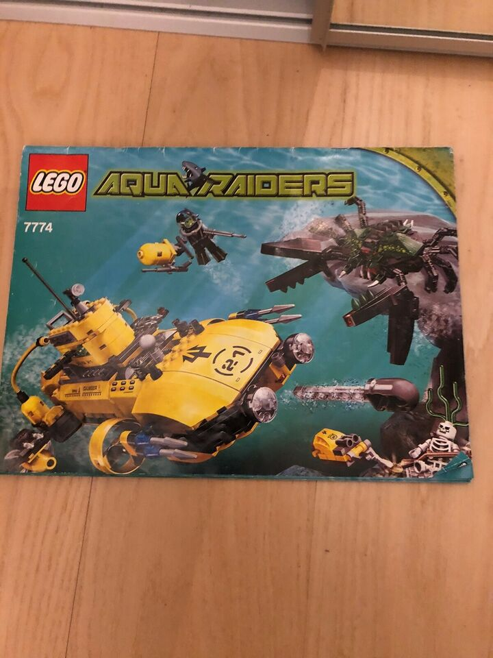 Lego andet, 7774