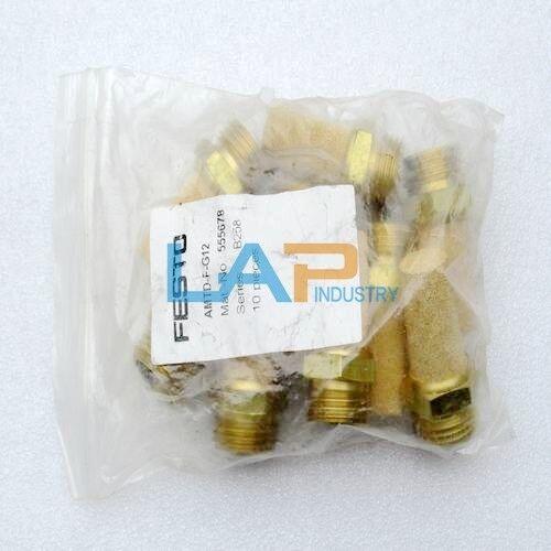 1PC NEW For FESTO Silencer AMTD-F-G12 555678  LMJ