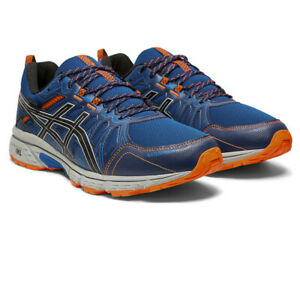 Asics-Mens-Gel-Venture-7-Waterproof-Trail-Running-Shoes-Trainers-Sneakers-Navy