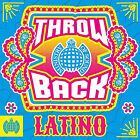 Throwback Latino - Ministry of Sound 3 CD Set - Release 1st September 2017
