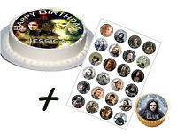 Game of Thrones Real Icing Cake Toppers Party Set