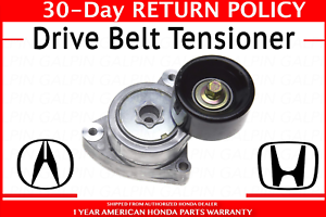 Belt Drive Tensioner Assembly For Accord CR-V Element Acura 2.4L 31170-RAA-A02