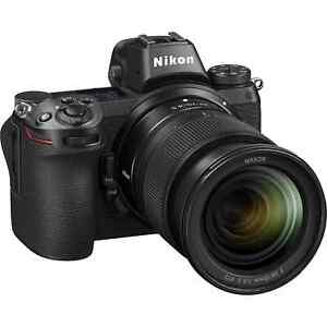 Nikon Z7 Mirrorless Digital Camera with 24-70mm Lens (English Only) XK