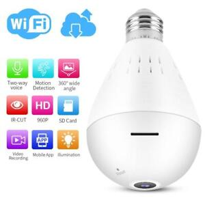 360-HD-Wifi-Bulb-IP-Camera-Panoramic-Home-Security-Cam-Light-Bulb-CCTV-Security