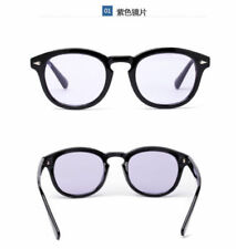 123b487fb2 item 5 Tinted Horn Eyeglasses Frame Vintage Clear Lens Johnny Depp  Sunglasses UV400 -Tinted Horn Eyeglasses Frame Vintage Clear Lens Johnny  Depp Sunglasses ...