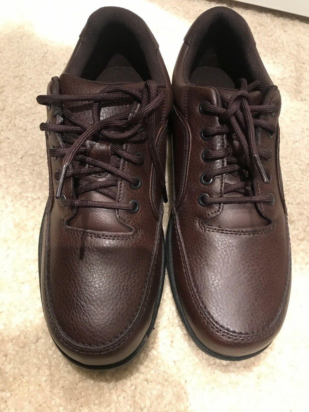Zapatos para hombre Eureka caminar Rockport, Marrón, 8.5w Cuero Marrón