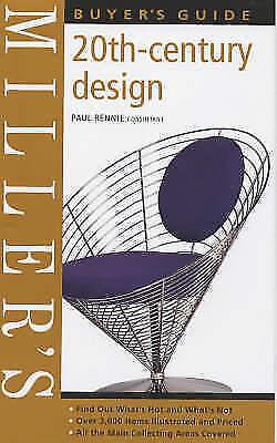 1 of 1 - Rennie, Paul, Miller's 20th-century Design Buyer's Guide (Miller's buyer's guide
