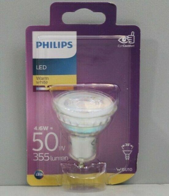 philips ledclassic lampe 4 6 w