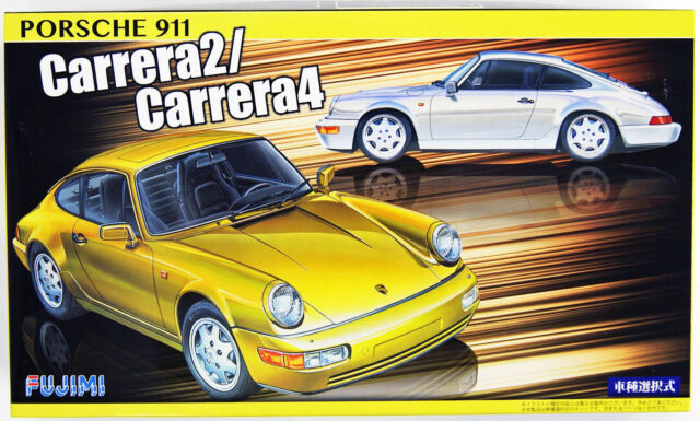 Fujimi RS-13 Porsche 911 Carrera 2/ Carrera 4 1/24 scale kit