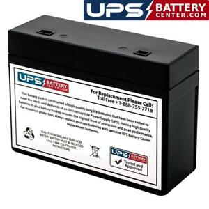 RBC18 UPSBatteryCenter Compatible Replacement Battery Pack for APC RBC18