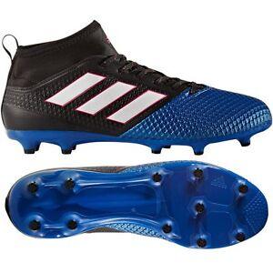 2b96133da adidas Ace 17.3 Primemesh FG   AG 2016 Soccer Cleats Shoes Black ...