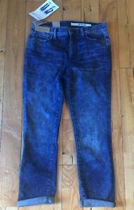 Dkny mid rise skinny jeans