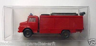 Wiking 1:87 MB Gerätewagen Feuerwehr (H 4706)
