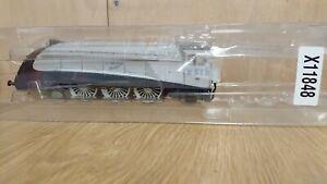 Hornby-OO-Gauge-SILVER-FOX-A4-Locomotive-No-Tender-Unboxed-NEW