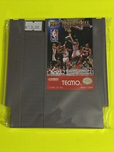 100-WORKING-NINTENDO-NES-Classic-Game-Cartridge-TECMO-NBA-Basketball
