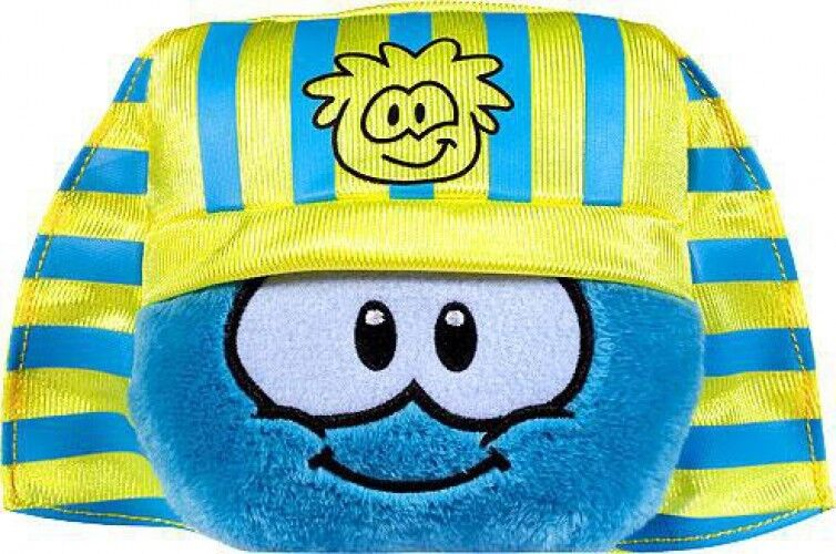 Club Penguin Series 10 Blau Puffle 4-Inch Plush