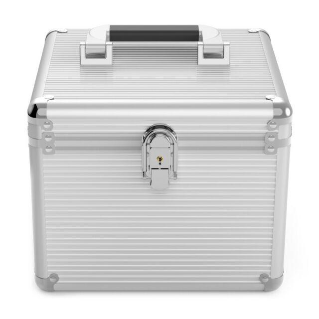 Orico Aluminium BSC35-10 10 Bay 2.5 & 3.5? Hard Drive Protection Box Case Sil AU